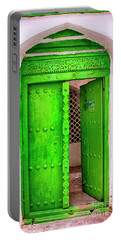 The Green Door Portable Battery Charger