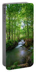 The Green Forest Portable Battery Charger