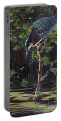The Green Heron Portable Battery Charger