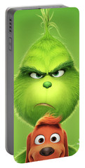 The Grinch 2018 A Portable Battery Charger