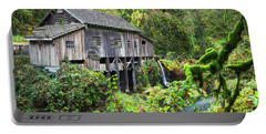 The Grist Mill, Amboy Washington Portable Battery Charger