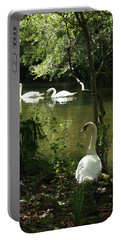 The Guard Swan Portable Battery Charger