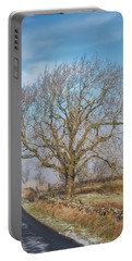 Portable Battery Charger featuring the photograph The Guardian by Jeremy Lavender Photography