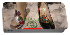 The Gucci Supreme Shoes 5 Portable Battery Charger
