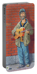 The Guitarist Portable Battery Charger