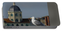 The Gull And The Dome 2 Portable Battery Charger