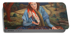 The Gypsy Fortune Teller Portable Battery Charger