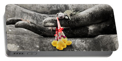 The Hand Of Buddha Portable Battery Charger