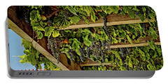 The Hanging Grapes Portable Battery Charger