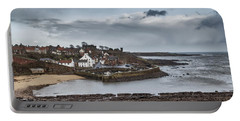 The Harbour Of Crail Portable Battery Charger