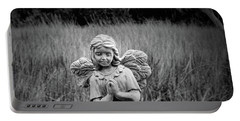 The Harvest Angel Portable Battery Charger