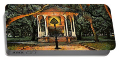 The Haunted Gazebo Portable Battery Charger