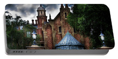 The Haunted Mansion Portable Battery Charger
