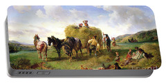 The Hay Harvest Portable Battery Charger