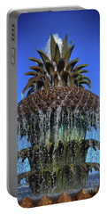 The Head Of The Pineapple Portable Battery Charger