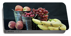 Portable Battery Charger featuring the photograph The Healthy Choice Selection by Sherry Hallemeier
