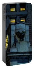 The Herald Square Owl Portable Battery Charger