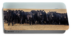 The Herd Rushes In Portable Battery Charger