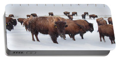 The Herd Portable Battery Charger by Sean Allen