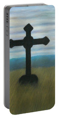 The Holy Cross Portable Battery Charger