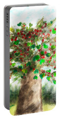 The Holy Oak Tree Portable Battery Charger