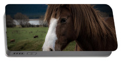 The Horse Portable Battery Charger by Andrew Matwijec