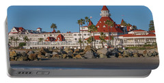 The Hotel Del Coronado Portable Battery Charger