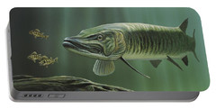 The Hunter - Musky Portable Battery Charger