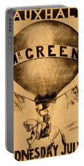 The Incredible Mr. Green Portable Battery Charger