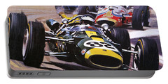 The Indianapolis 500 Portable Battery Charger