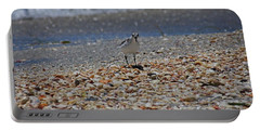 Portable Battery Charger featuring the photograph The Intellectual II by Michiale Schneider