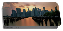 The Island Of Manhattan  Portable Battery Charger