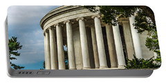 The Jefferson Memorial Portable Battery Charger