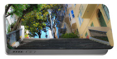 The Joice Street Steps Portable Battery Charger
