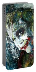 The Joker - Heath Ledger Portable Battery Charger