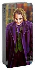 The Joker In Batman  Portable Battery Charger