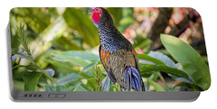 The Junglefowl Portable Battery Charger