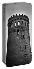 The Keep At Nenagh Castle In Nenagh Ireland Portable Battery Charger