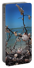 Portable Battery Charger featuring the photograph The Kindness by Michiale Schneider