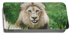 The King Portable Battery Charger