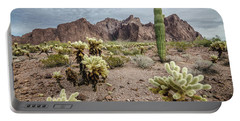 The King Of Arizona National Wildlife Refuge Portable Battery Charger