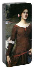 The Lady Clare Portable Battery Charger
