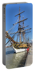The Lady Washington Portable Battery Charger