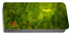 The Last Black-eyed Susan Portable Battery Charger
