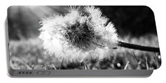 The Last Dandelion Portable Battery Charger