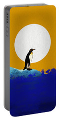 The Last Penguin Portable Battery Charger by Dan Sproul