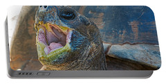 The Laughing Tortoise Portable Battery Charger
