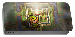 The Legend Of Zelda A Link To The Past Portable Battery Charger