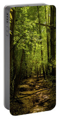 The Light In The Forest Portable Battery Charger