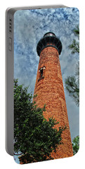 The Lighthouse Portable Battery Charger by David Stasiak